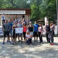 """Отборът на Ролпласт премина успешно предизвикателствата на """"Приключенски многобой – Ботевград 2018"""""""