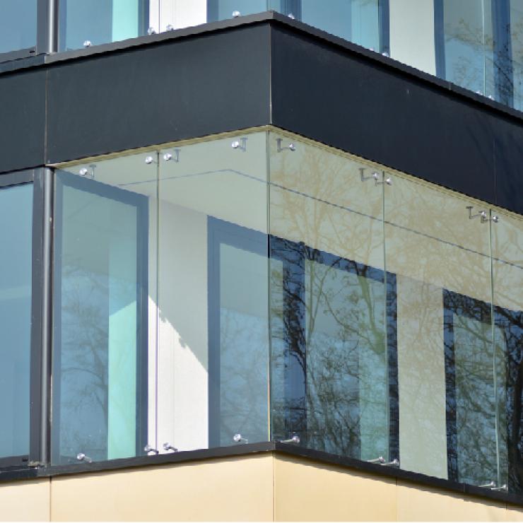 Остъкляване на балкони