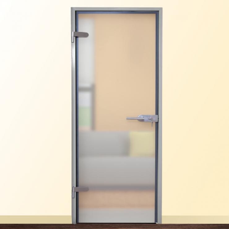 Стъклени интериорни врати