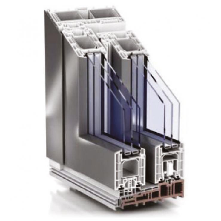 Trocal 88+ PVC Плъзгаща Система