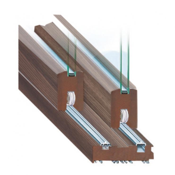 Дървена Плъзгаща Система